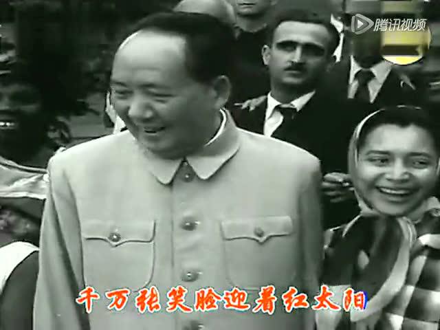 电视剧解放江青剧照