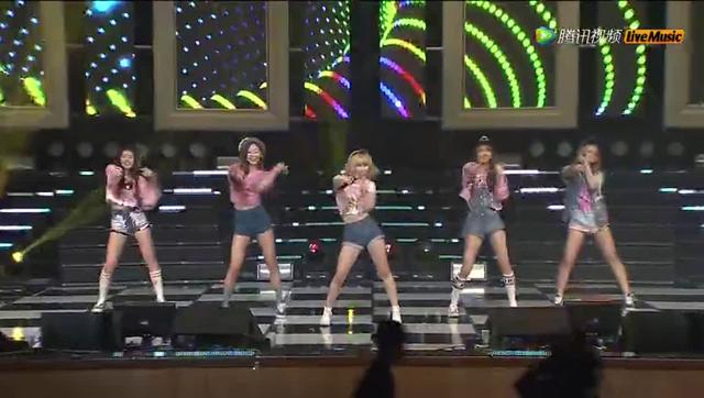 (2015) SISTAR 騰訊視頻專屬演唱會 2015
