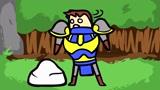 LOL同人搞笑动画头盔兄弟10:天生神力盖伦