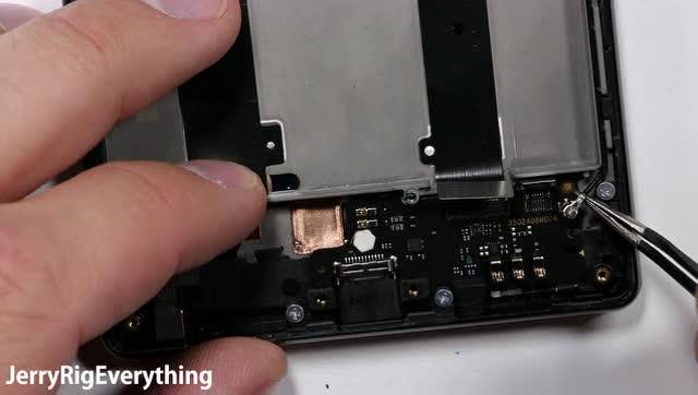 小米红米note3拆机视频维修屏幕更换教程红米note3拆机教程图解