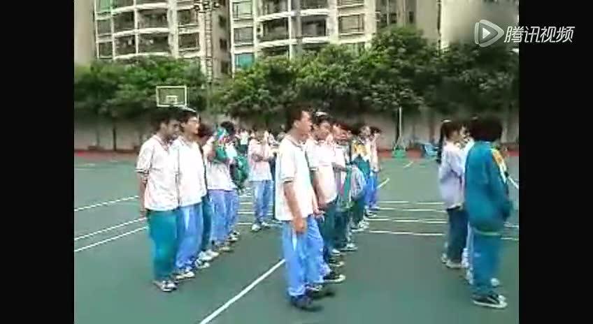 高中生打闹_