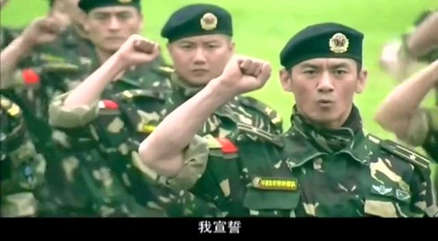 《永远的兄弟》电视剧《我是特种兵》片尾曲中国与美国抗日片图片