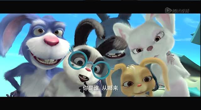 《兔子镇的火狐狸》导预告 大秀