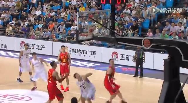 【集锦】中国76-73韩国集锦 大魔王发威中国20分大逆转截图