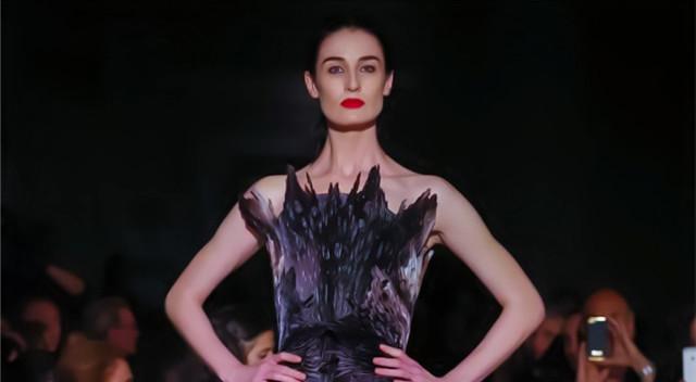 GILES 2016春夏伦敦时装周:如痴如醉的奢华复古风截图