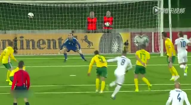 【集锦】英格兰3-0立陶宛豪取10连胜 巴克利世界波截图