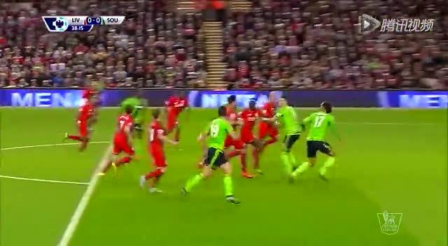 利物浦1-1南安普敦