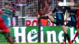 拜仁5-1阿森纳 穆勒梅开二度
