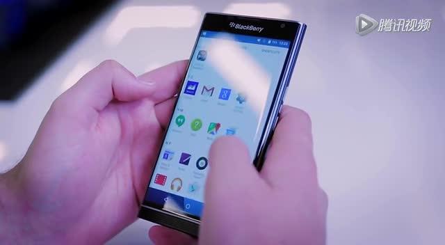 黑莓BlackBerry Priv安卓手机体验截图