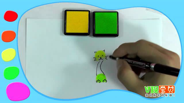 游戏胶画智力游戏HelloKitty奥特曼小猪佩奇-在线播放叶欣桐视频图片