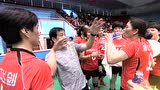 视频:全民全运 159名选手征战群众项目气排球