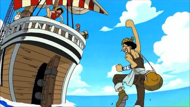 【海贼王】八个船员给船长的信 致真挚的友情致我们最爱的海贼王
