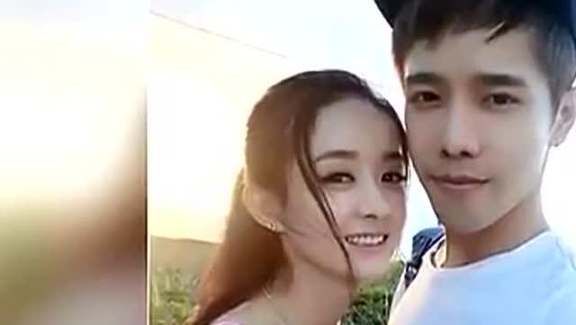 赵丽颖李易峰疑似恋爱