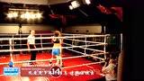 视频:女子格斗残暴KO 飞踢爆头对手毁容昏厥