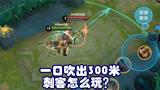王者荣耀:新英雄苏烈三个技能都能击飞!简直是刺客的噩梦!