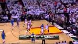 NBA总决赛第二战 诺天王三分钟扳平+绝杀