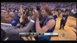 NBA总决赛第二战 诺维茨基绝杀