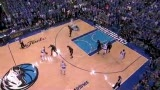 NBA总决赛第五场 特里引敌基德飙制胜3分