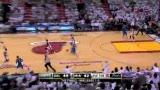 NBA总决赛第二战 基德助攻马里昂