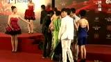 新加坡电影群星亮相上海电影节红地毯