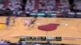 NBA总决赛第六战 特里凶猛抢断