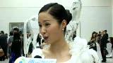 视频:上海电影节开幕式后台专访江一燕