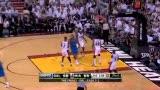 NBA总决赛第六战 诺维茨基三分