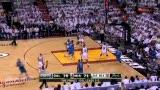 NBA总决赛第六战 基德精准三分