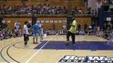视频:张卫平篮球训练营 互动提问投篮游戏