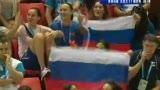 视频:俄罗斯队队员跳发 势大力沉直接得分