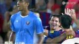进球视频:小法送绝妙助攻 梅西低射梅开二度