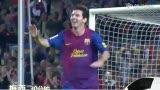 进球视频:灵动跑位+垫射 梅西30分钟戴帽