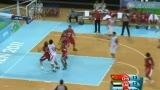 视频集锦:中国男篮险胜阿联酋 取得开门红