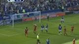 视频:苏亚雷斯赢得点球良机 库伊特主罚被扑
