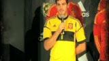 视频:西班牙欧锦赛战袍展示 国家德比成焦点
