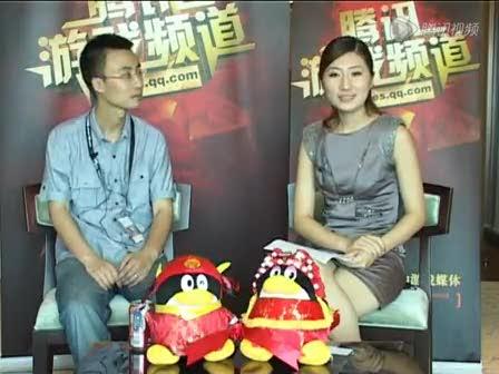 视频:腾讯专访空中网蒋侃