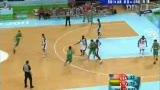 视频:立陶宛中锋三分线外后仰命中