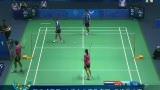 视频:羽毛球混双 中华台北负泰国无缘半决赛
