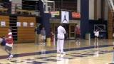 视频:张卫平篮球训练营 乔丹现场观战