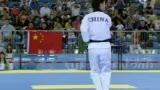 视频:跆拳道男子品势个人赛 朱宇翔问鼎冠军