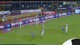 进球视频:国米遭反击 阿尔米隆诡异弯刀破门
