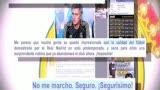 视频:穆里尼奥声明绝不辞职 道歉信不提巴萨
