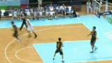 视频:中国男篮进攻成功率低 三分球18投1中