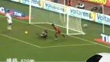 进球视频:拉梅拉重炮门将脱手 博扬扳回一分