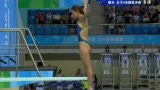 视频:女3米板 冷艳美女埃斯皮诺萨精彩一跳