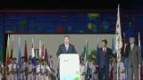 视频:喀山大运会组委会主席演讲 欢迎到喀山