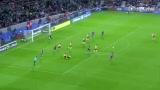 视频:梅西建功比利亚破门 巴萨4-0萨拉戈萨