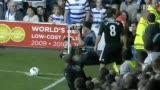 视频:兰帕德做客女王公园 罚角球遭球迷挑衅