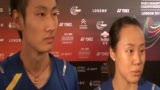 视频:张楠/赵芸蕾混双夺冠 称比赛一场场打