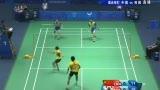 视频:羽球混双1/8决赛 中国组合首局落败
